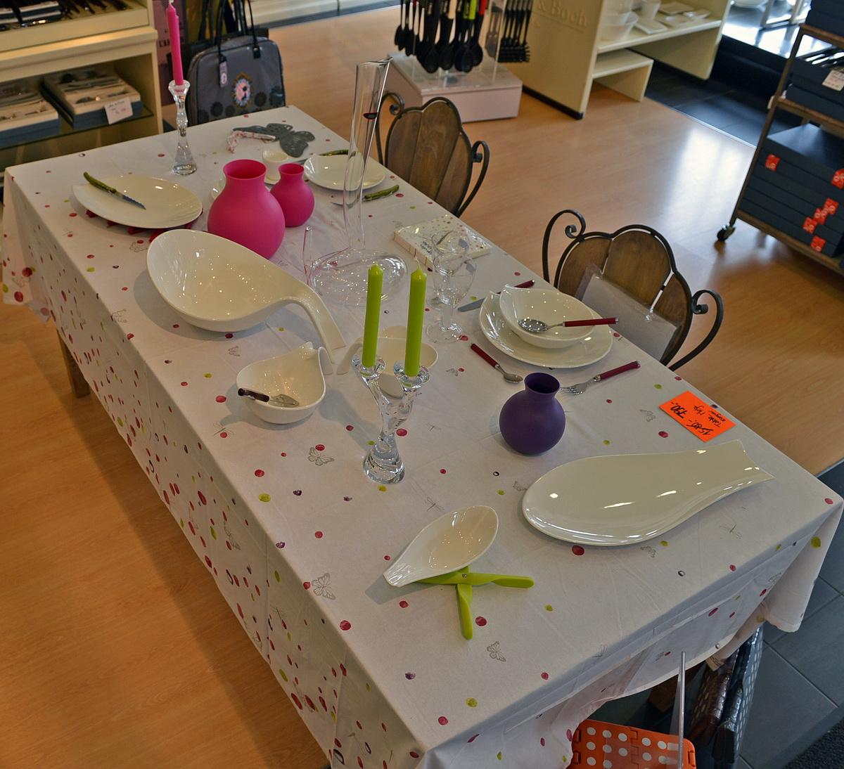 Kaufmann art de la table