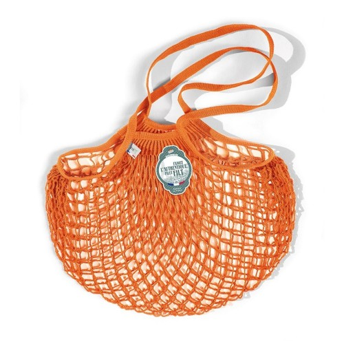 FILET A PROVISION 220 COTON ORANGE AZTEQUE