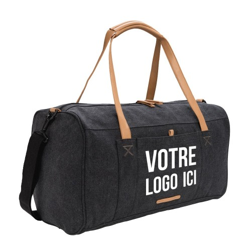 SAC WEEK-END EN TOILE