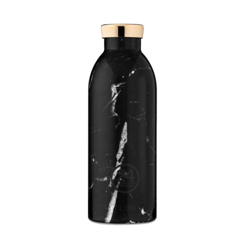 Bouteille thermos Clima Black Marble 0.85L - 24 Bottles