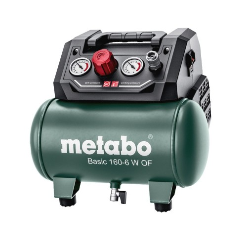 COMPRESSEUR COMPACT BASIC 160-6 W OF - METABO