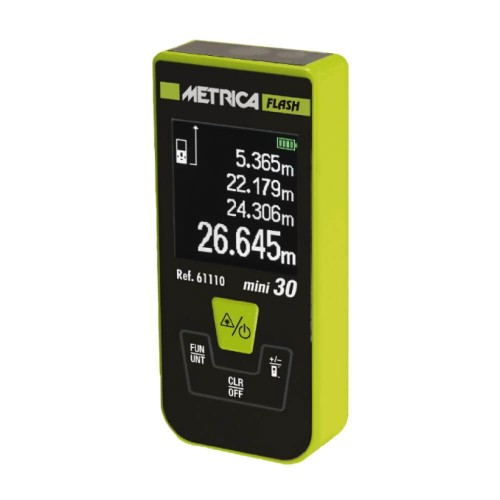 TÉLÉMÈTRE LASER FLASH MINI - METRICA
